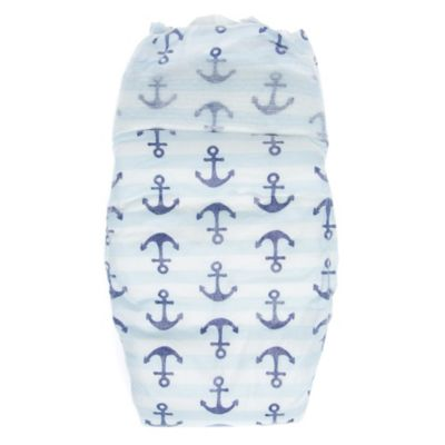 Honest Size One 44-Pack Diapers with Anchor Pattern