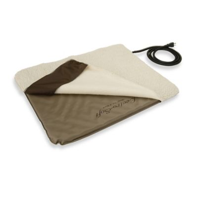 Lectro-Soft Small Heated Bed Replacement Cover in Tan