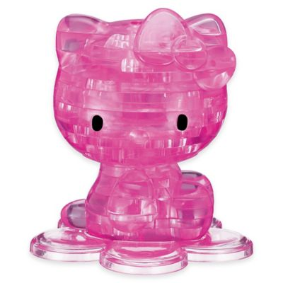 BePuzzled® 43-Piece Hello Kitty® 3D Crystal Puzzle