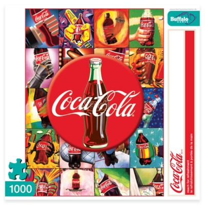 Buffalo Games Coca-Cola® 1000-Piece Reach for Refreshment Puzzle