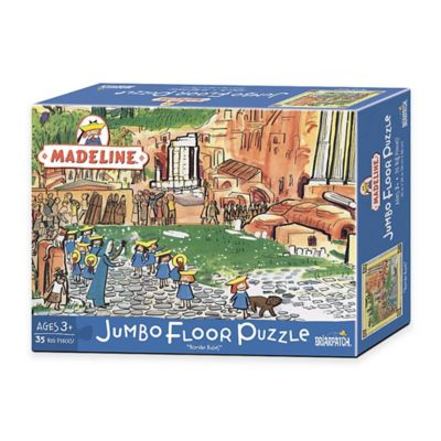"Briarpatch 35-Piece Madeline ""Roman Ruins"" Jumbo Floor Puzzle"