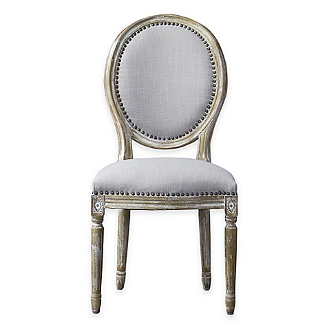 Baxton Studio Clairette Traditional Oval French Accent