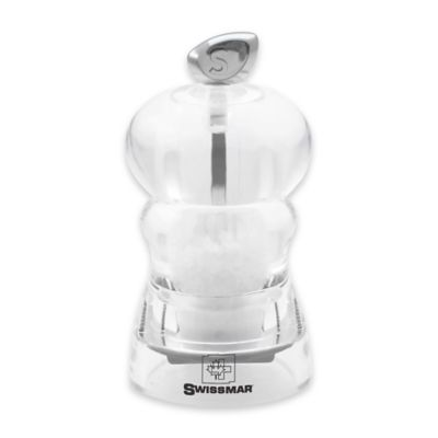 Swissmar Alice 4-Inch Salt Mill