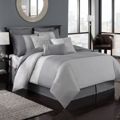Bridge Street Comforter Set