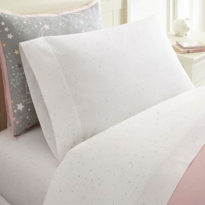 Frank and Lulu Moon Dust Twin Sheet Set