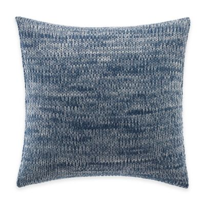 Nautica® Brindley Knit Square Throw Pillow