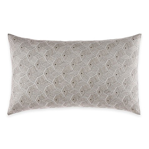 Buy Nautica Chatfield Embroidered Oblong Throw Pillow from Bed Bath & Beyond