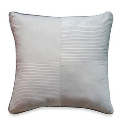 Bridge Street Todd Woven Square Throw Pillow