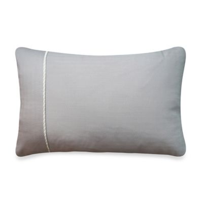 Buy Bridge Street Naples Pieced Reversible Oblong Throw Pillow from Bed Bath & Beyond