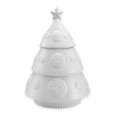Mikasa® Italian Countryside Christmas Tree Cookie Jar