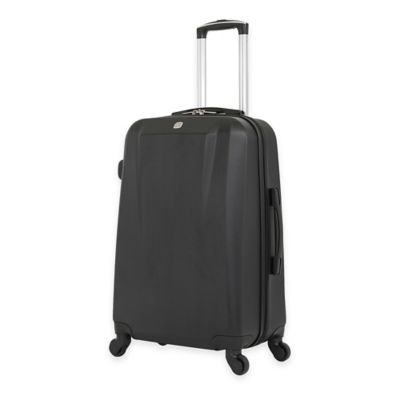 SWISSGEAR® 6072 Collection 24-Inch Hardside Spinner in Black