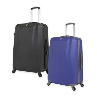 Wenger SwissGear 6072 Collection 28-Inch Hardside Spinner in Blue