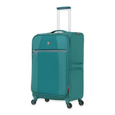 SWISSGEAR® 6165 Collection 24.5-Inch 4-Wheel Spinner in Teal