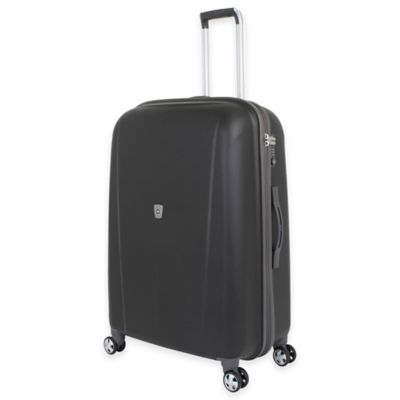 SWISSGEAR® 6150 Collection 28-Inch 8-Wheel Hardside Spinner in Black