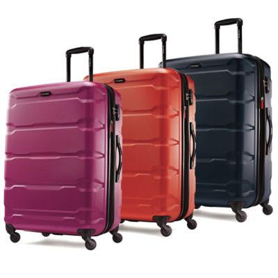 Samsonite® Omni 28-Inch 4-Wheel Expandable Spinner in Burnt Orange