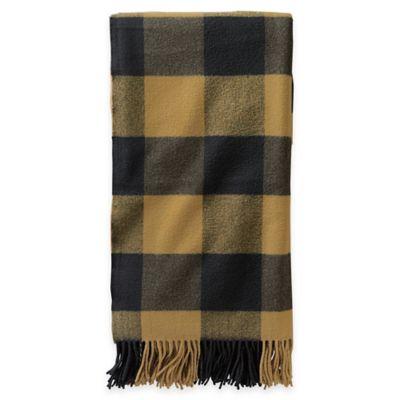 Pendleton® Merino Wool 5th Avenue Throw Blanket in Camel