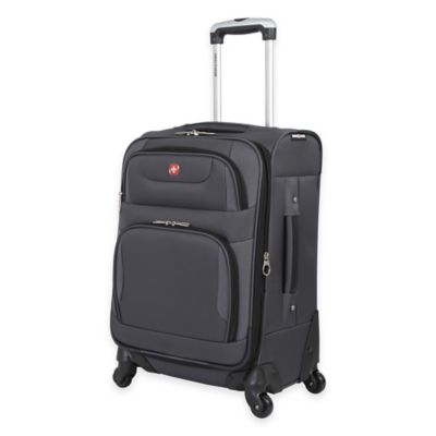 Grey Carry-On Spinner
