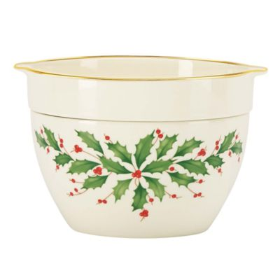 Lenox® Holiday™ Cold Dip Bowl