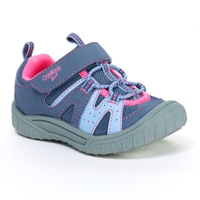Blue/Pink Girls' Shoes
