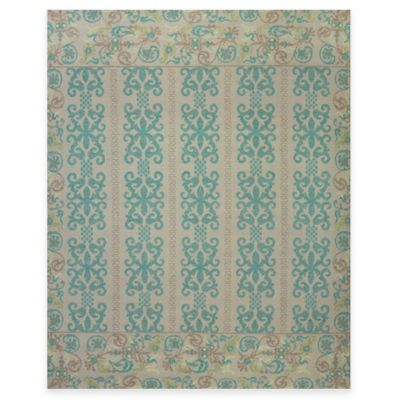 5-Foot 6-inches Beige Rug
