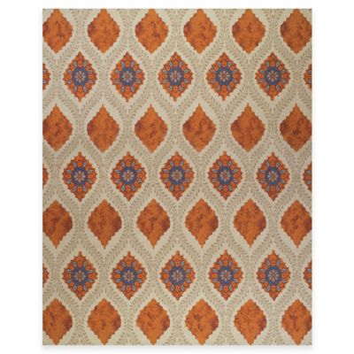 Tracy Porter® Tamar 9-Foot 6-Inch x 13-Foot 6-Inch Area Rug in Orange