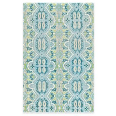 Tracy Porter® Poetic Wanderlust® Rumi 2-Foot x 3-Foot Accent Rug in Aura