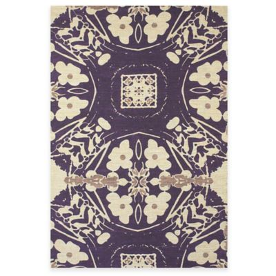 Tracy Porter® Poetic Wanderlust® Coronado 5-Foot x 8-Foot Area Rug in Beige