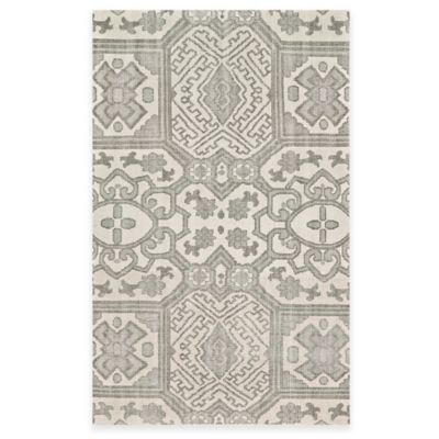 Tracy Porter® Poetic Wanderlust Rumi 4-Foot 6-Inch x 8-Foot 6-Inch Area Rug in Graphite