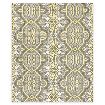 Tracy Porter® Poetic Wanderlust® Rumi 2-Foot x 3-Foot Accent Rug in Maize