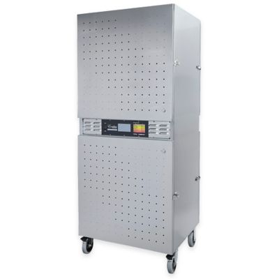 Excalibur® COM2 42-Tray Commercial Dehydrator in Stainless Steel