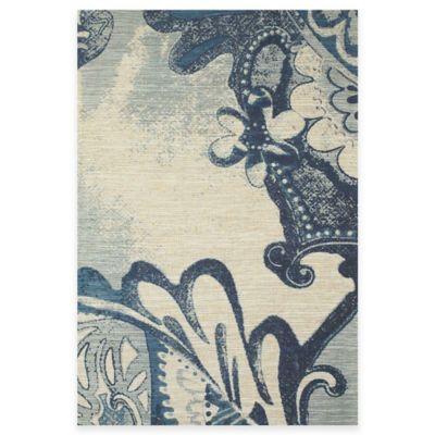 Tracy Porter® Poetic Wanderlust® Coronado 4-Foot x 6-Foot Area Rug in Blue