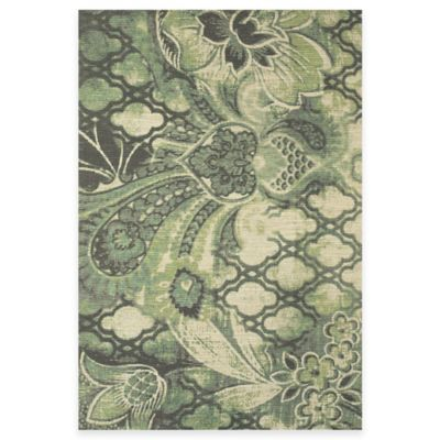 Tracy Porter® Poetic Wanderlust® Coronado 8-Foot x 11-Foot Area Rug in Grey/Green