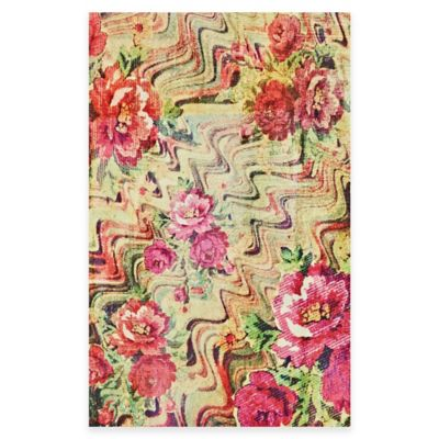 Tracy Porter® Solis Blush 4-Foot x 6-Foot Area Rug in Pink