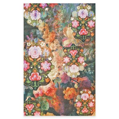 Tracy Porter® Solis Soft Flowers 4-Foot x 6-Foot Area Rug in Multicolor
