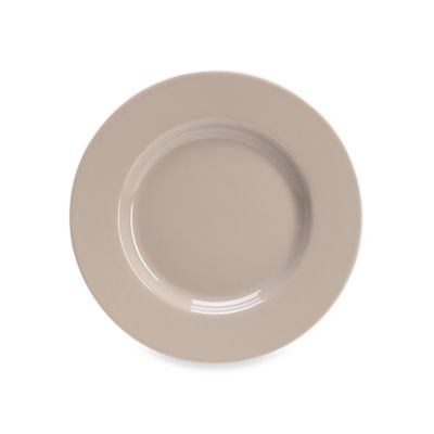 Salad Plate in Taupe