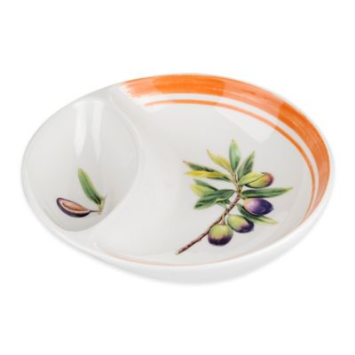 Portmeirion® Alfresco Pomona Divided Dish