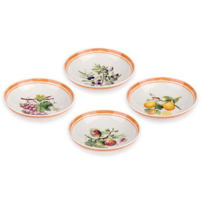 Portmeirion® Alfresco Pomona Pasta Bowls (Set of 4)