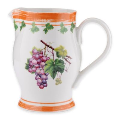 Portmeirion® Alfresco Pomona Large Pitcher