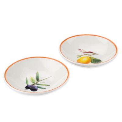 Portmeirion® Alfresco Pomona Dip Dishes (Set of 2)