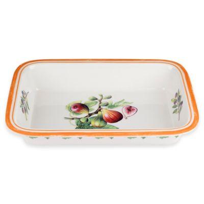 Portmeirion® Alfresco Pomona 13.5-Inch x 9.5-Inch Lasagna Dish