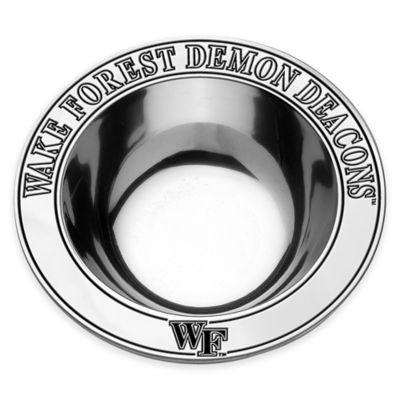 Wilton Armetale® Wake Forest University Medium Bowl