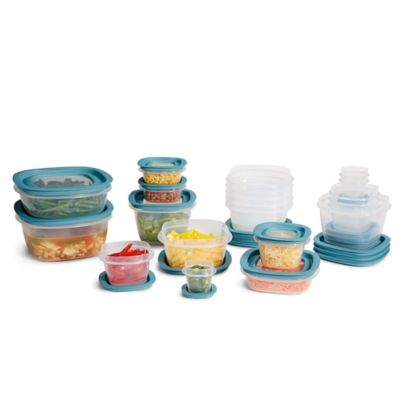 Rubbermaid® Flex & Seal™ 42-Piece Food Storage Set with Easy Find Lids