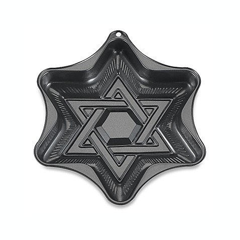 Star of David Cake Pan