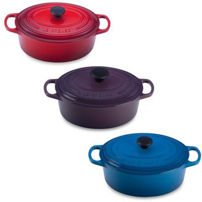 Le Creuset® Signature 3.5 qt. Oval French Oven in Flame