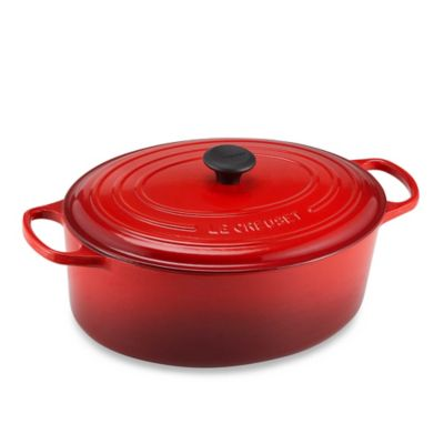 Le Creuset® Signature 9.5 qt. Oval French Oven in Cherry