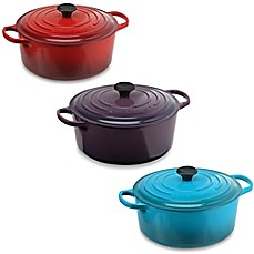 Le Creuset® Signature 7.25 qt. Round French Oven
