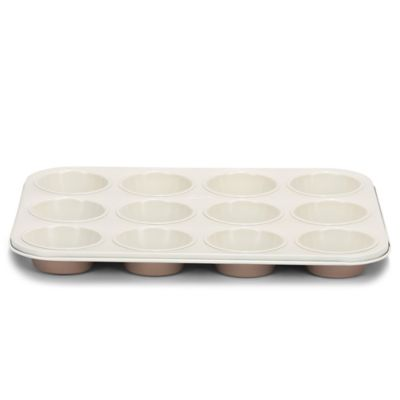 Patisse® Nonstick 12-Cup Muffin Tray