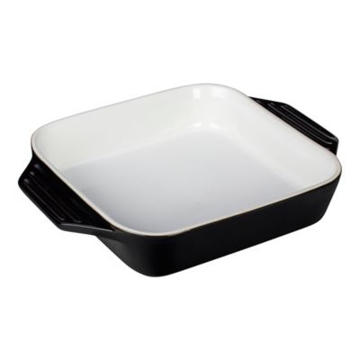 Le Creuset® 9-Inch Square Dish in Black