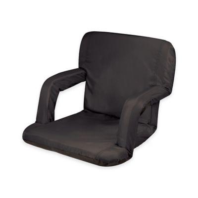 Picnic Time® Ventura Portable Backpack Seat in Black