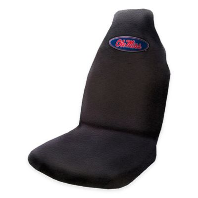 NCAA Ole Miss Car Seat Cover